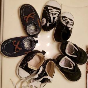 Baby shoes variety pack